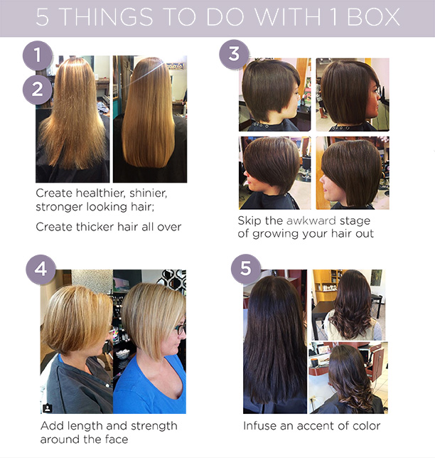 Extensions Salon Dulay Windermere Fl